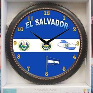 Other - El Salvador Clock wall Clock